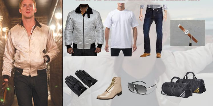 Full Guide Of Ryan Gosling Drive Costumecostumes And Party Accessories Online Jackets Creator