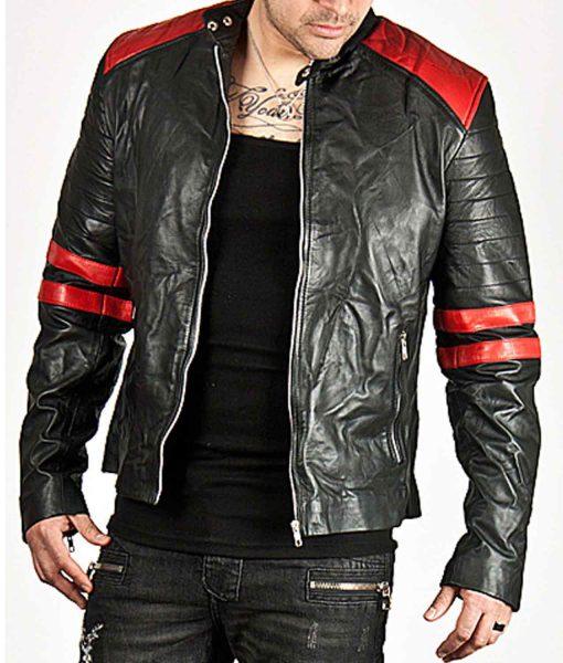 motorcycle-black-leather-jacket
