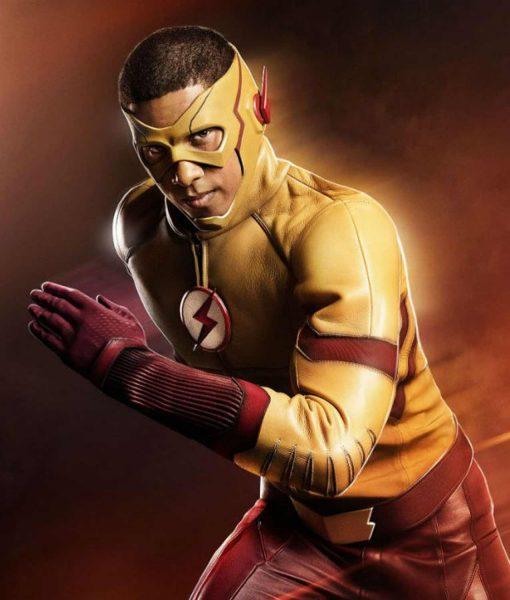 the-flash-kid-flash-leather-jacket