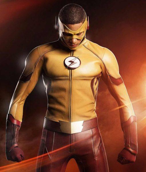 the-flash-season-03-kid-flash-leather-jacket