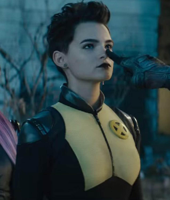 Brianna Hildebrand Deadpool 2 Negasonic Teenage Warhead