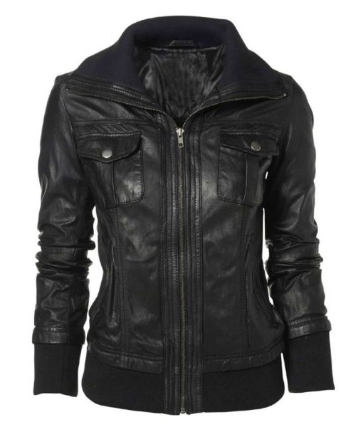 double-collar-leather-jacket
