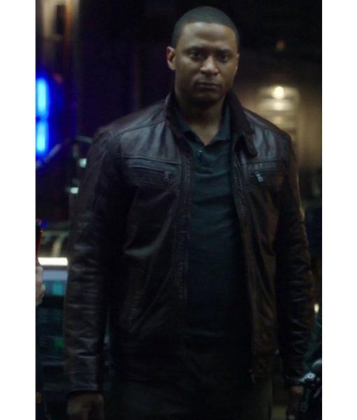 arrow-david-ramsey-brown-leather-jacket
