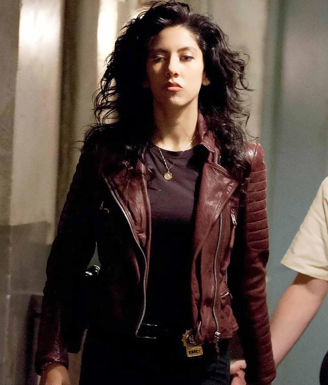 Rosa Diaz Leather Jacket From Brooklyn Nine-nine