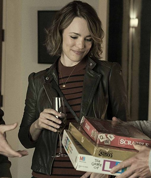 game-night-rachel-mcadams-leather-jacket
