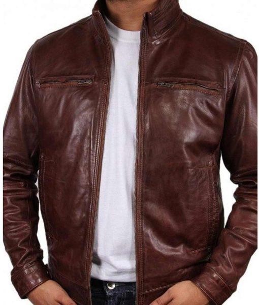 human-target-jacket