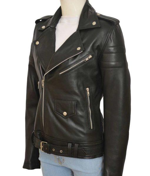 kate-mckinnon-ghostbusters-leather-jacket