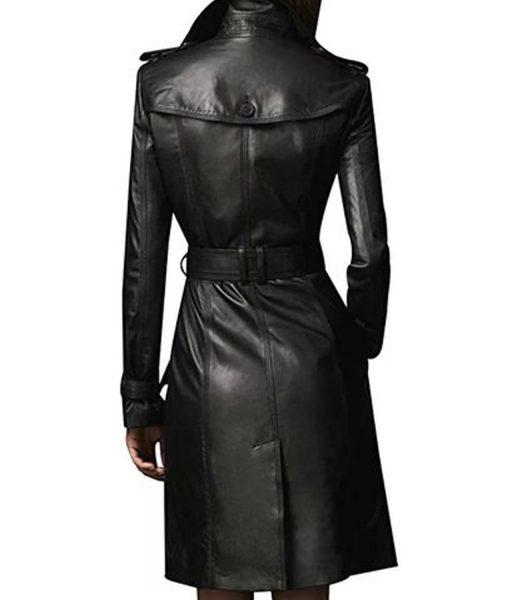 mary-taraji-p-proud-mary-leather-coat