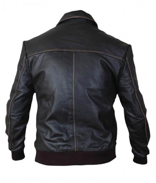 sheriff-graham-once-upon-a-time-bomber-leather-jacket