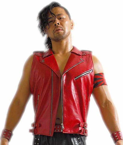 shinsuke-nakamura-red-leather-vest