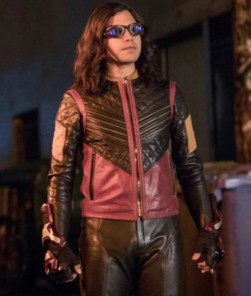 the-flash-cisco-ramon-leather-jacket