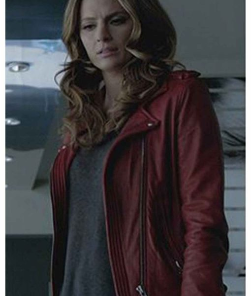 castle-kate-beckett-red-leather-jacket
