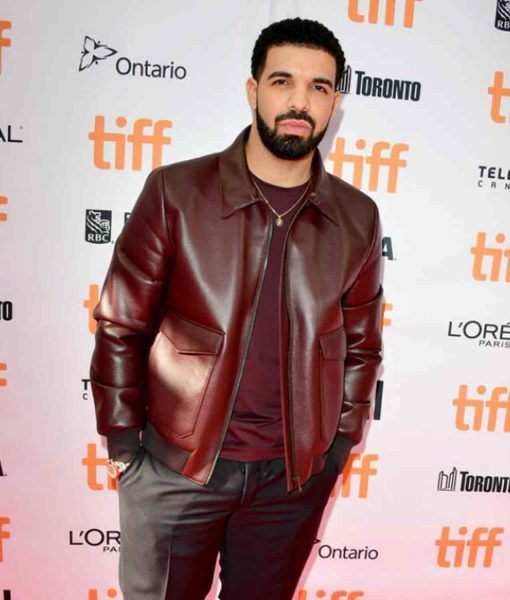 film-festival-drake-leather-jacket
