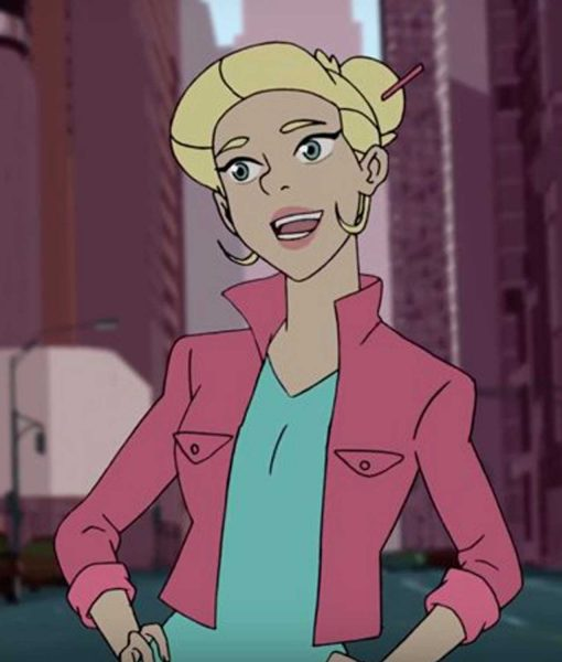 gwen-stacy-pink-jacket