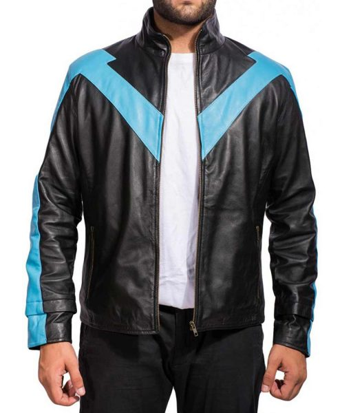 nightwing-dick-grayson-leather-jacket