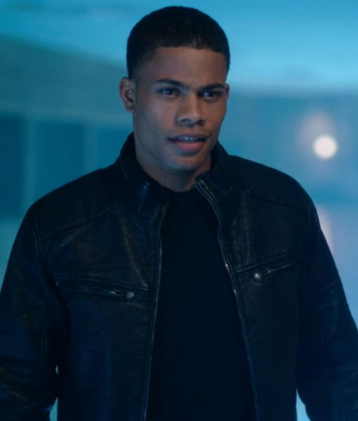 chuck-clayton-riverdale-leather-jacket