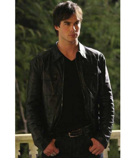 ian-somerhalde-vampire-diaries-damon-salvatore-leather-jacket