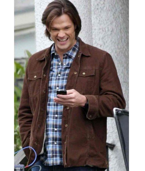 supernatural-sam-winchester-brown-jacket