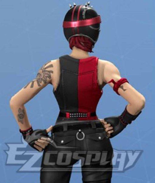 chopper-skin-leather-vest