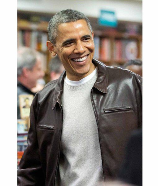 barack-obama-brown-leather-jacket