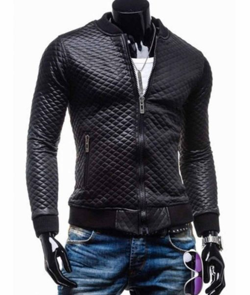 black-leather-quilted-jacket