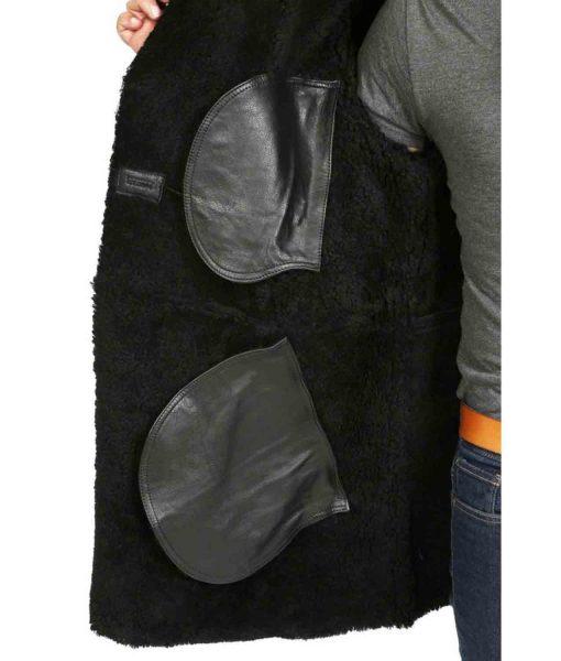 black-leather-sheepskin-coat