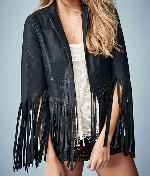 crazy-stupid-love-cheryl-cole-fringed-leather-jacket