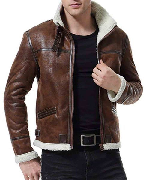 distressed-brown-leather-jacket