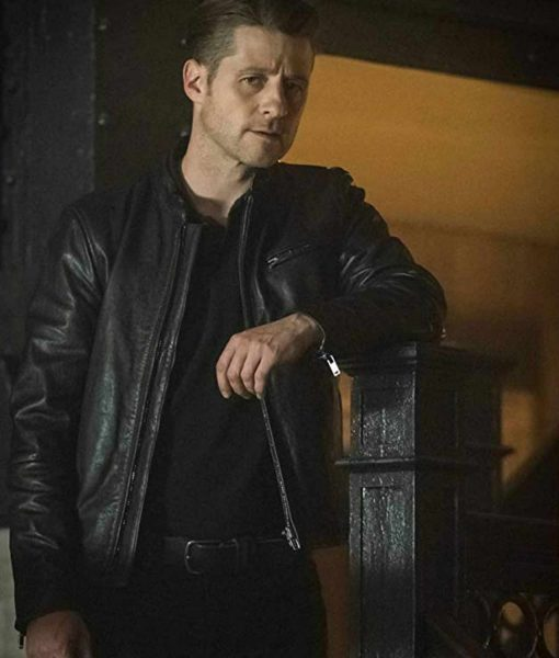 james-gordon-leather-jacket