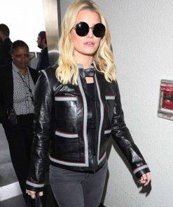 jessica-simpson-leather-jacket