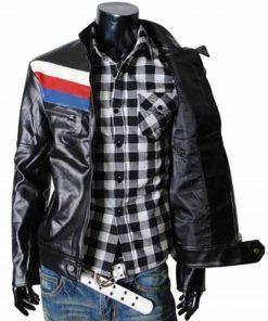 mens-slim-fit-bike-rider-black-leather-jacket