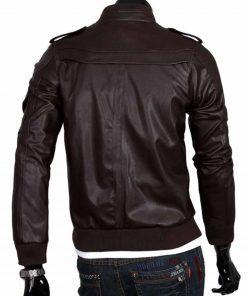 mens-slim-fit-bomber-chocolate-brown-leather-jacket-with-hoodie