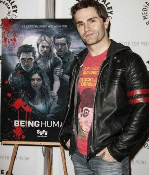 sam-witwer-being-human-aidan-waite-biker-leather-jacket