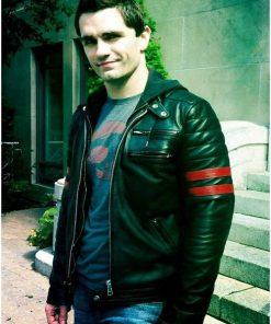 sam-witwer-being-human-aidan-waite-black-leather-jacket