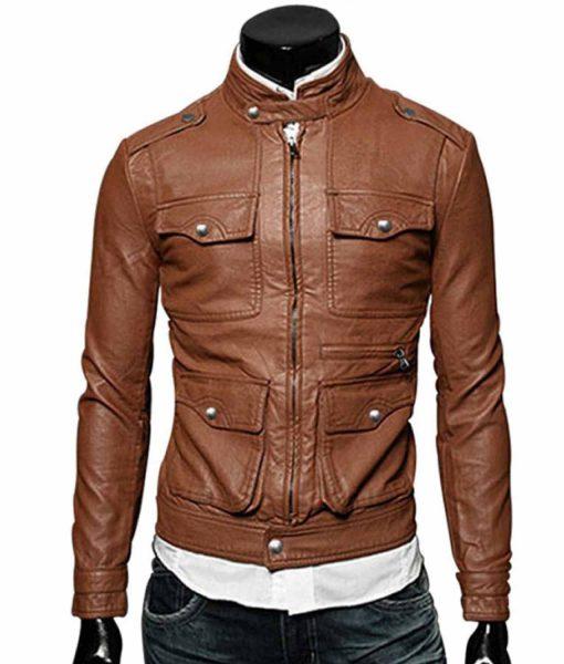 tan-brown-leather-jacket