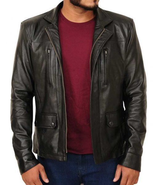 three-jacket