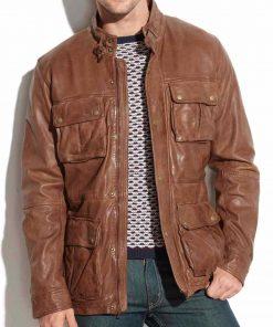 vintage-brown-leather-jacket