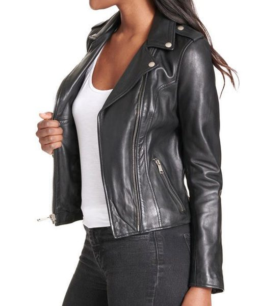 snap-details-womens-asymmetrical-leather-jacket