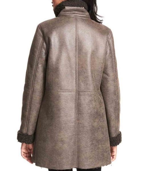 womens-grey-leather-asymmetrical-shearling-coat