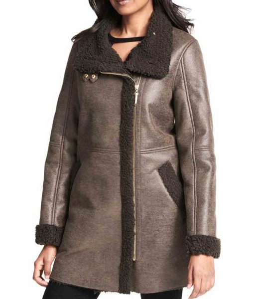 womens-grey-leather-shearling-coat