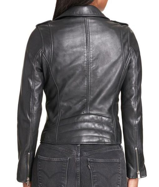womens-snap-details-asymmetrical-leather-jacket