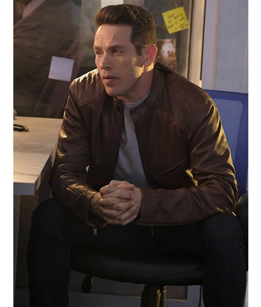 lucifer-dan-espinoza-cafe-racer-brown-leather-jacket