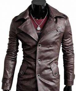 mens-faux-leather-slim-fit-coat