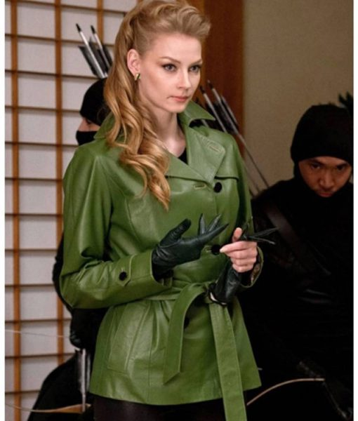 the-wolverine-viper-green-leather-coat
