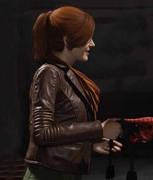 spiderman-mary-jane-watson-leather-jacket