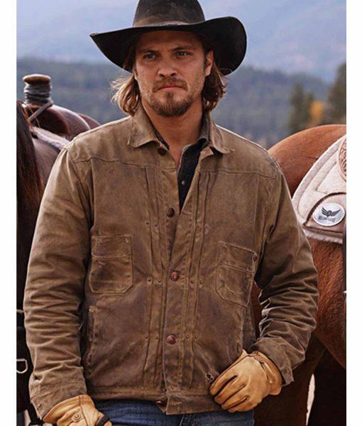 yellowstone-kayce-dutton-brown-jacket