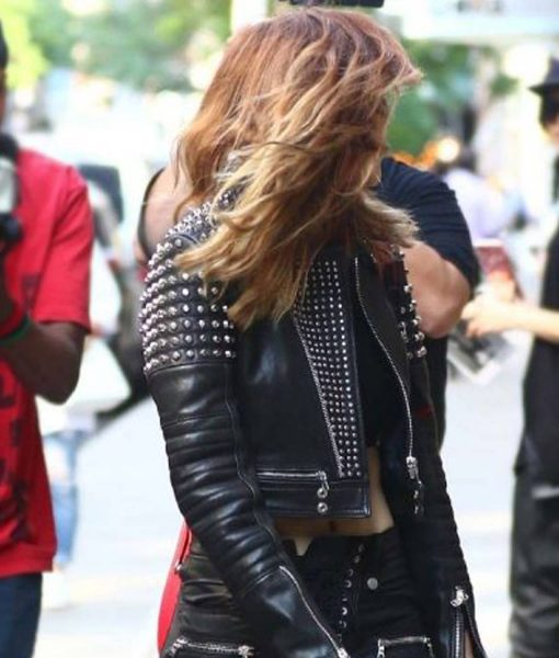 cropped-style-bella-thorne-studded-leather-jacket