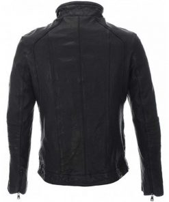 mens-high-neck-style-stand-up-collar-black-leather-jacket