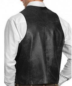 mens-horse-riding-black-leather-vest