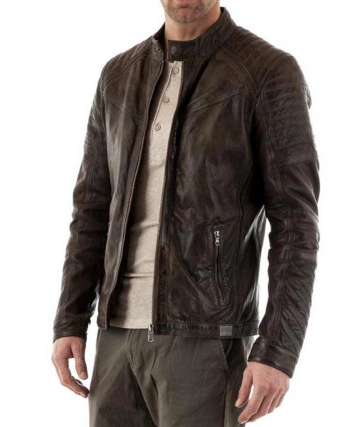 mens-waxed-brown-leather-quilted-shoulder-jacket
